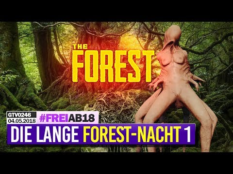 0246 🔴 Die lange THE FOREST Release-Nacht 🔴 Gronkh Livestrea