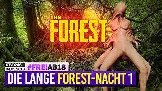 0246 🔴 Die lange THE FOREST Release-Nacht 🔴 Gronkh Livestream | 04.05.2018