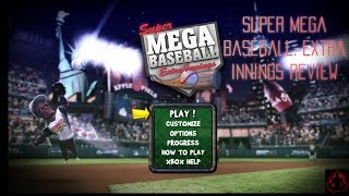 Super Mega Baseball: Extra Innings Review (Xbox One)