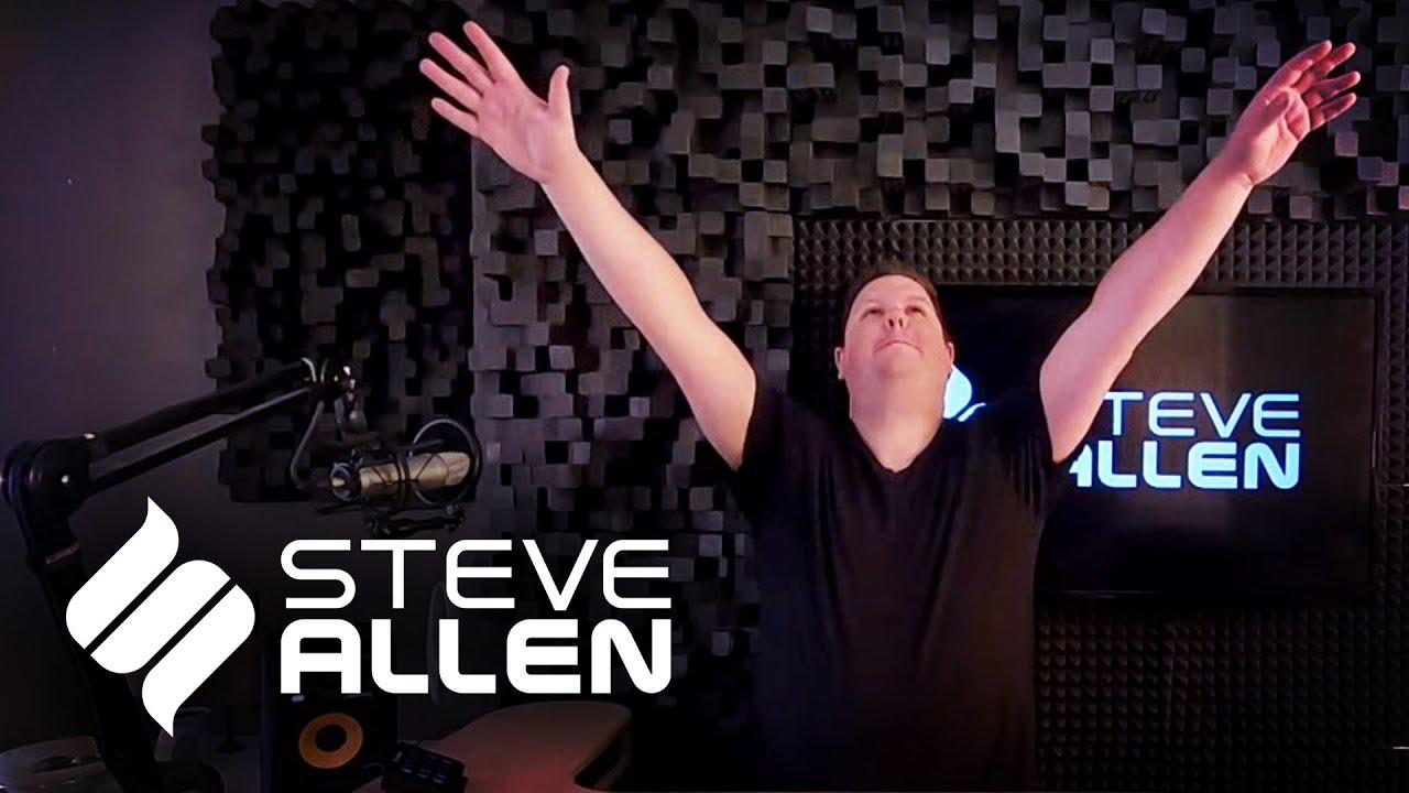 STEVE ALLEN ▼ TRANSMISSION LIVE: Home Edition