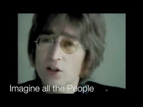 John Lennon Imagine Beautiful Dubstep REMIX