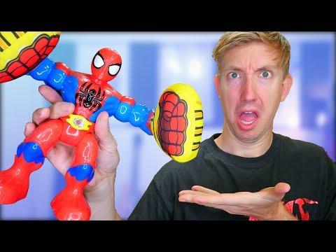 10 Weird Spiderman Toys on Amazon