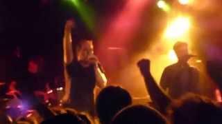 Thees Uhlmann - Es brennt live in Rostock 28/08/14