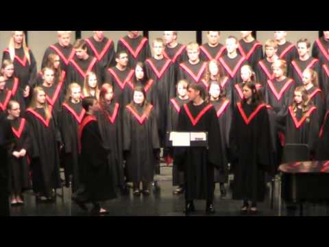 Concert Choir - Brandon Valley High School Spring Choral Concert - May 4, 2015