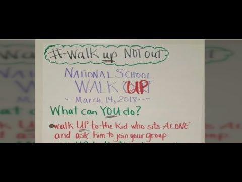 Mental health professional unpacks #WalkUpNotOut movement