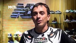 Así se encuentra Chavo a 100 días del Dakar 2018