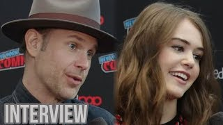 Matthew Davis, Kaylee Bryant & 'Legacies' Cast Tease Show EASTER EGGS At 2018 NYCC