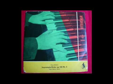 HUGO STEURER - Schubert Impromptu No 3