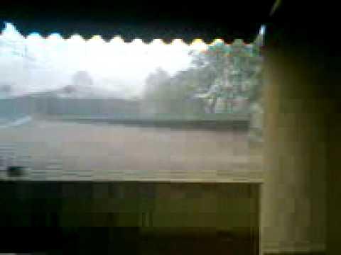chuva do dia 18 de janeiro de 2001 em BH
