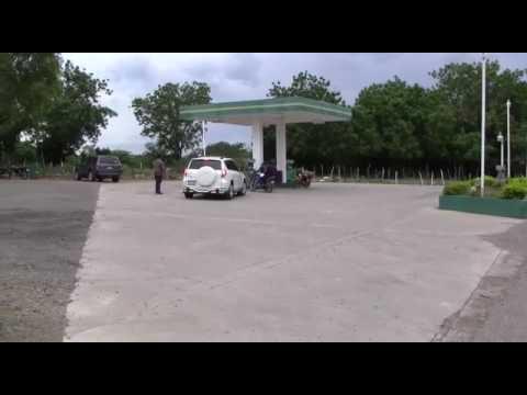 Atraco en la Bomba Isla carretera Mao santiago Rodriguez