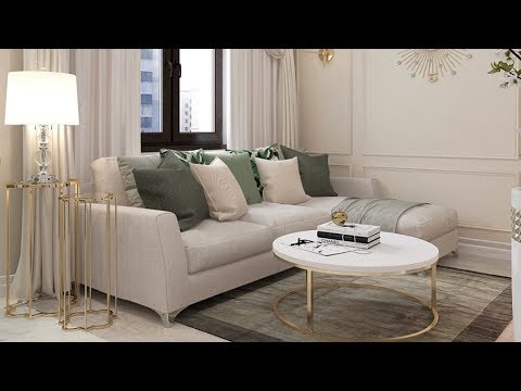 Small Living Room Furniture And Decor Design Ideas 2019
