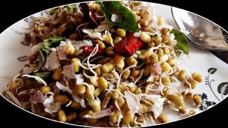 Healthy Sprouts Sundal Recipe / Tasty Sprouts Sundal Recipes