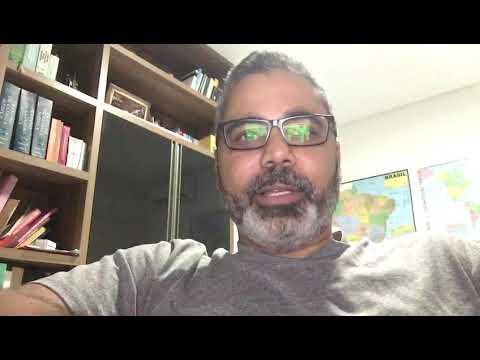 Ricardo Alexandre, médico e Venerável Mestre da Loja Profeta Issa, de Teixeira de Freitas, na Bahia!
