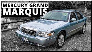 Mercury Grand Marquis V8 - amerykańska Skoda Fabia