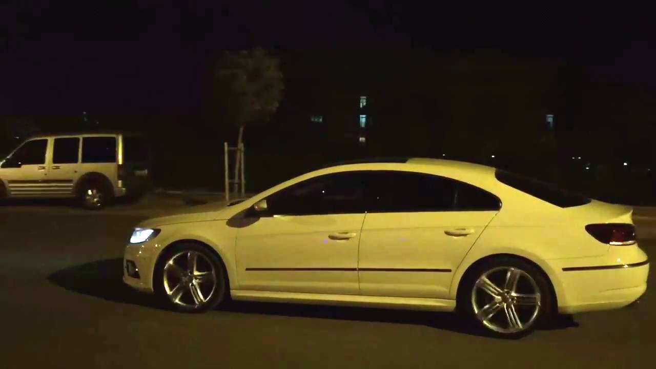 new volkswagen cc 2016 night test drive youtube. Black Bedroom Furniture Sets. Home Design Ideas