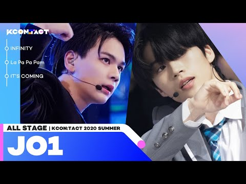 [All Stage🎁] JO1 @KCON:TACT 2020 Summer