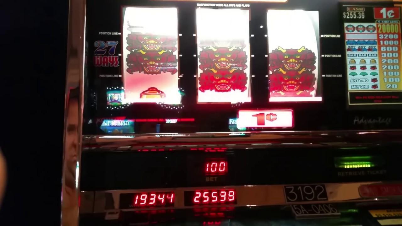 Mount airy lodge slot machines casino in baimbridge
