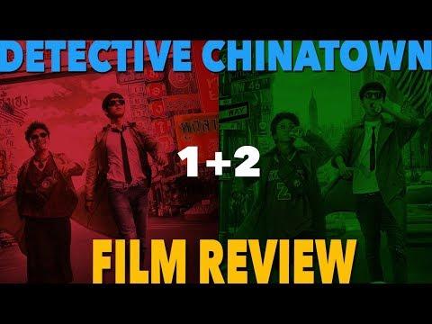Detective Chinatown 1+2 - AvenueX's Film Review