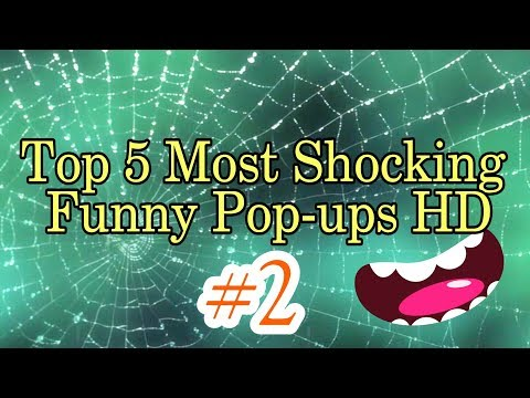 #2 Top 5 most shocking horror videos HD (Don't Use Earphones)