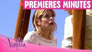 Violetta saison 3 - Premières minutes : épisode 2