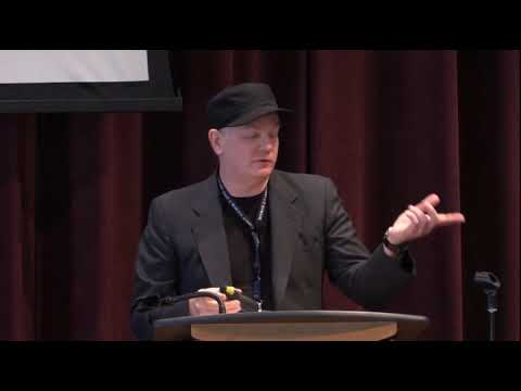 Flat Earth presentation 2019 Los Angeles Question Everything conference Mark Sargent ✅ thumbnail