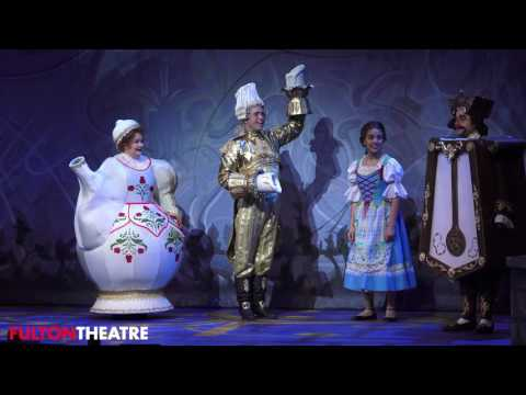 Beauty and the Beast at the Fulton Theatre