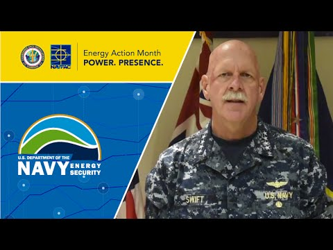 Adm. Swift Discusses Energy