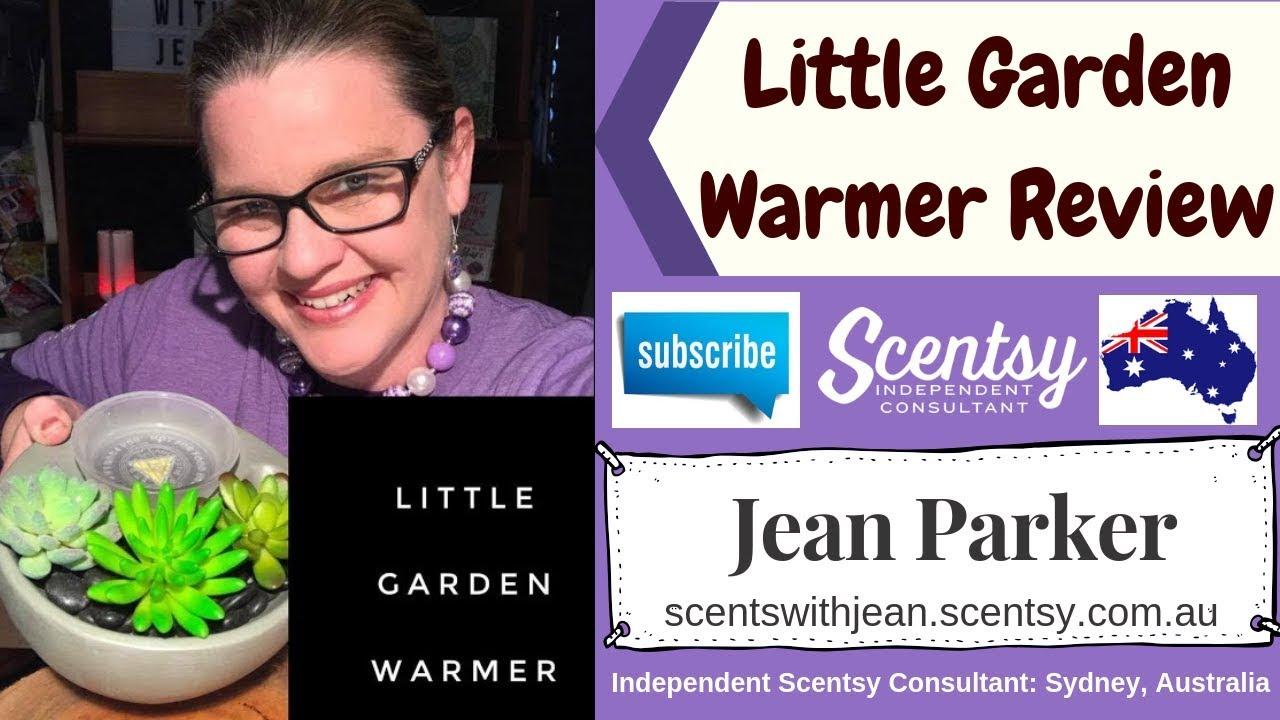Scentsy Little Garden Warmer Independent Scentsy Consultant Sydney Australia Youtube