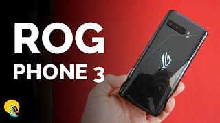 Análisis ASUS ROG PHONE 3: un MES con la BESTIA entre las bestias