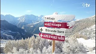 Alpe d'Huez Opening !