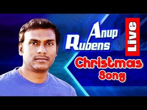 Anup Rubens Christmas Song (Live Worship)At Simhapur Christmas Celebrstions//Nefficba