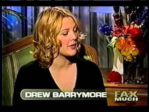 Drew Barrymore interviews part 3