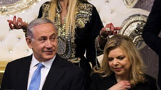 Israeli media reports police recommend indicting PMs wife