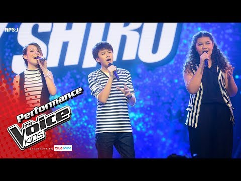 Thumbnail: โรเชล VS ไฟว์ VS นัทตี้ - Lay Me Down - Battle - The Voice Kids Thailand - 28 May 2017