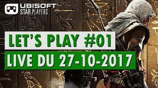 Video 🎮 Assassin's Creed Origins PC ULTRA - Let's Play - Episode #01 download MP3, 3GP, MP4, WEBM, AVI, FLV November 2017