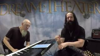 Inside The Astonishing, Episode 2: John Petrucci & Jordan Rudess Discuss Faythe's Theme