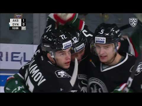 Glukhov Scores Off Emil Galimov Saucer