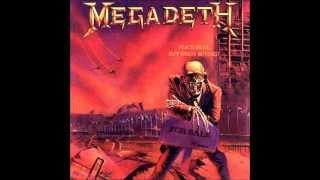 Megadeth - Peace sells - STANDARD TUNING - HIGH QUALITY