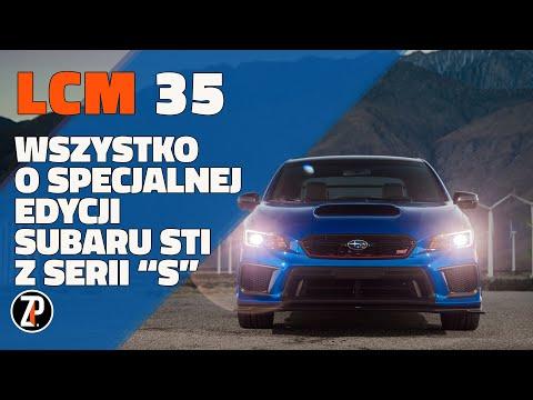 Subaru Impreza i poszukiwania limitowanych edycji z linii WRX STI. | LCM35