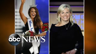 Miss America 2018 leads the call for Gretchen Carlson to resign