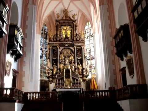 The Sound Of Music Wedding Church Mondsee Austria MOV08706MPG Trafalgarinisder