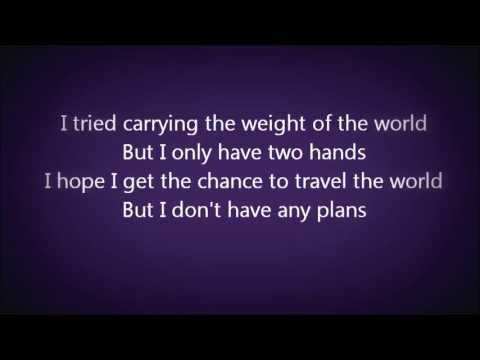 Avicii ft Aloe Blacc Wake Me Up [HD] with lyrics