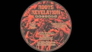 JAH RAGGA meets NOMADIX - AFRICAN JAZZ / END OF SLAVERY (RRR10004)