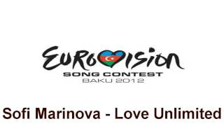Eurovision song contest Baku 2012 part 1