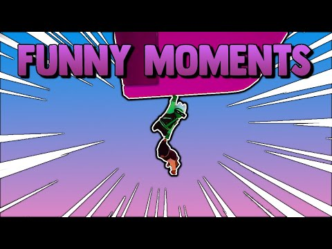Gang Beasts PS4 Funny Moments #12