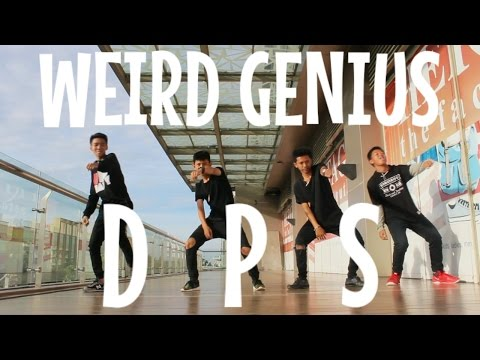 Weird Genius - DPS | ANIMATION DANCE