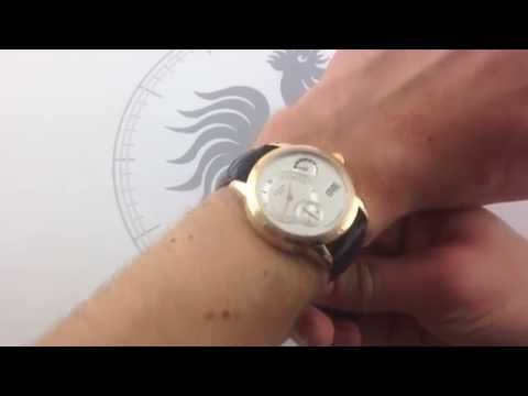 Glashutte Original Panomatic Reserve 90-03-01-01-04 Luxury Watch Review