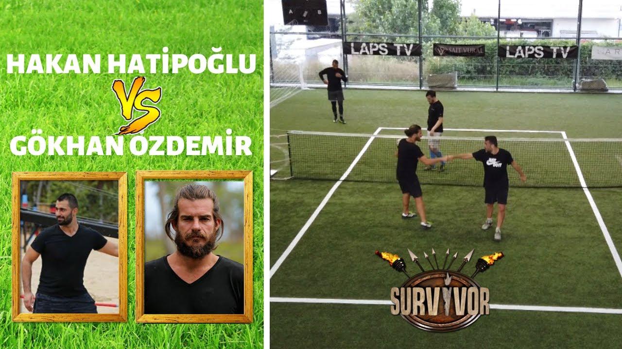 Hakan Hatipoğlu Team vs Gökhan Özdemir Team - Muhteşem Ayak Tenisi Maç Özeti