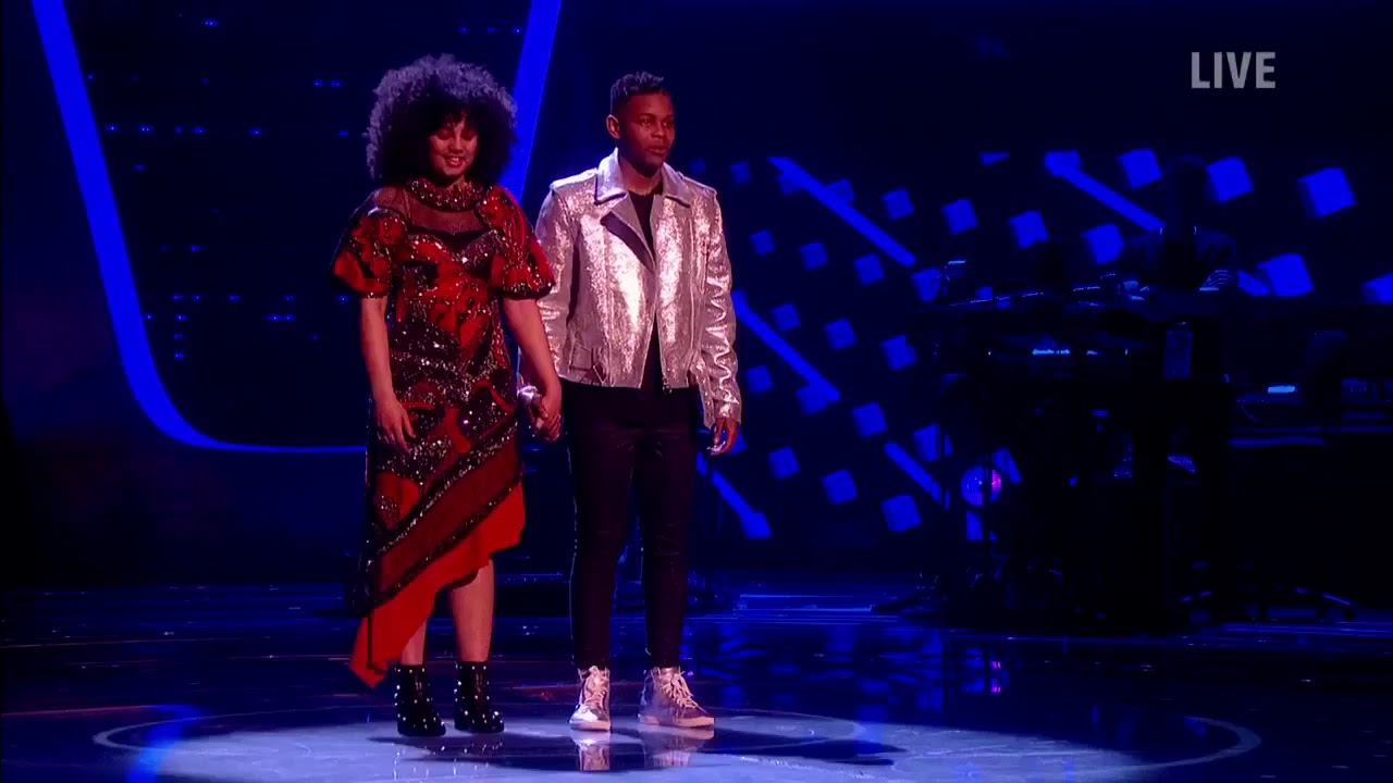 And The Winner Is The Voice Uk  Final Result