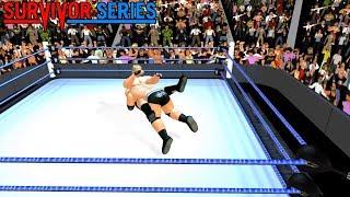 Goldberg defeats Lesnar at Survivor Series 2016 | WR3D